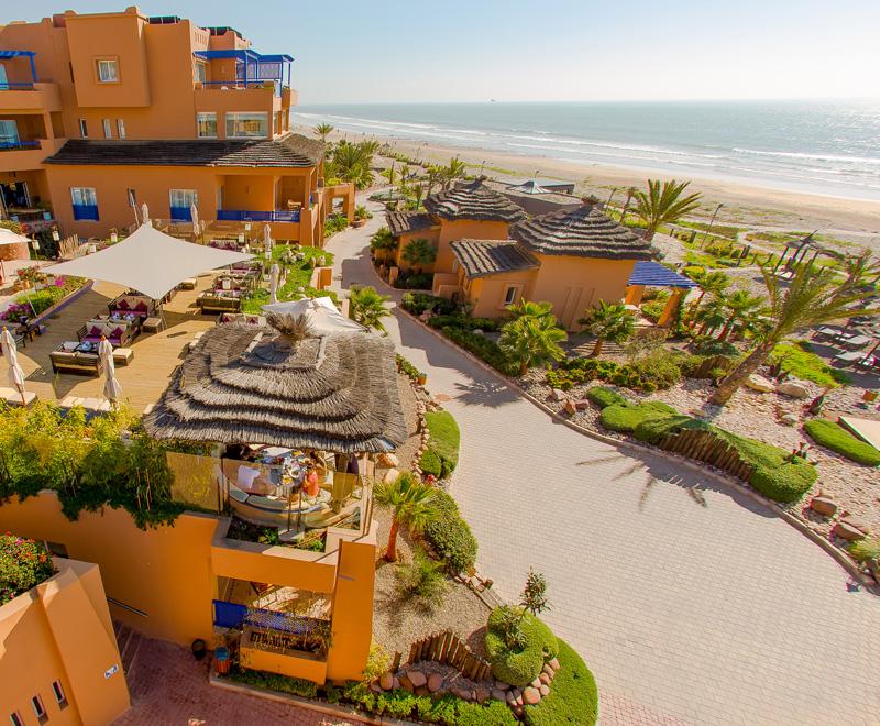 Hôtel Paradis Plage Agadir