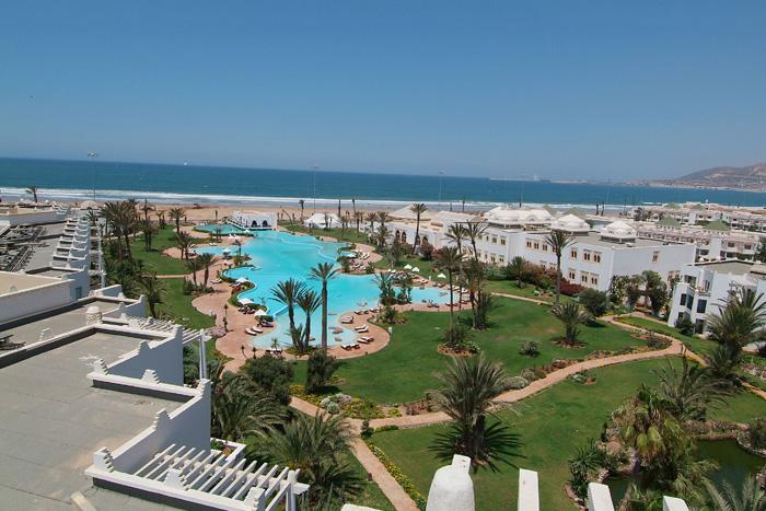 Hotel Palais des Roses Agadir 5*