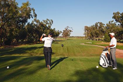 Golf à Agadir Atlantic Palace 5*