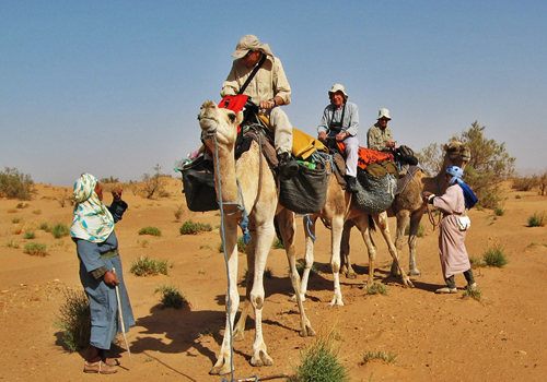 Voyagez au Maroc et découvrez la magie du désert