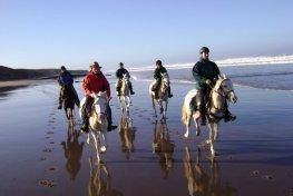 Tour Équestre Agadir Sable d'Or
