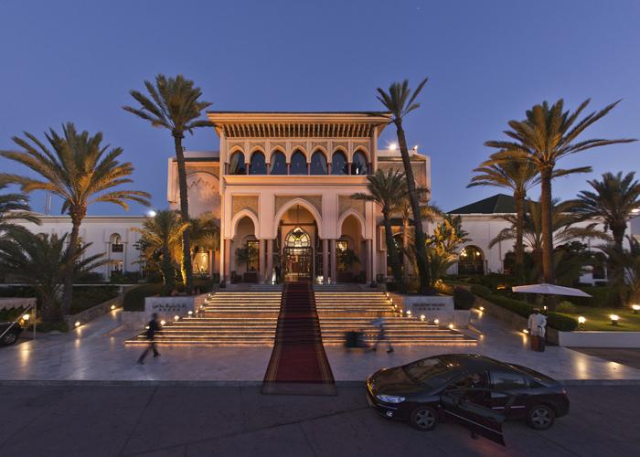 Hotel Atlantic Palace Agadir 5*