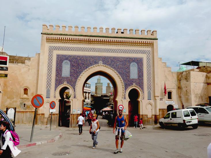 Kulturrundreise durch die Marokkanische königstädte