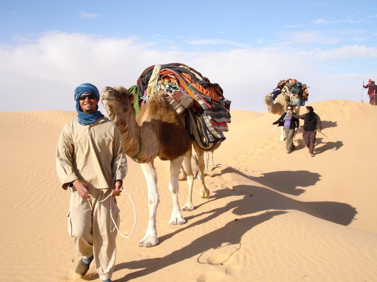 Entdeckungsreise durch die Südtunesischen Berge und die Wüste