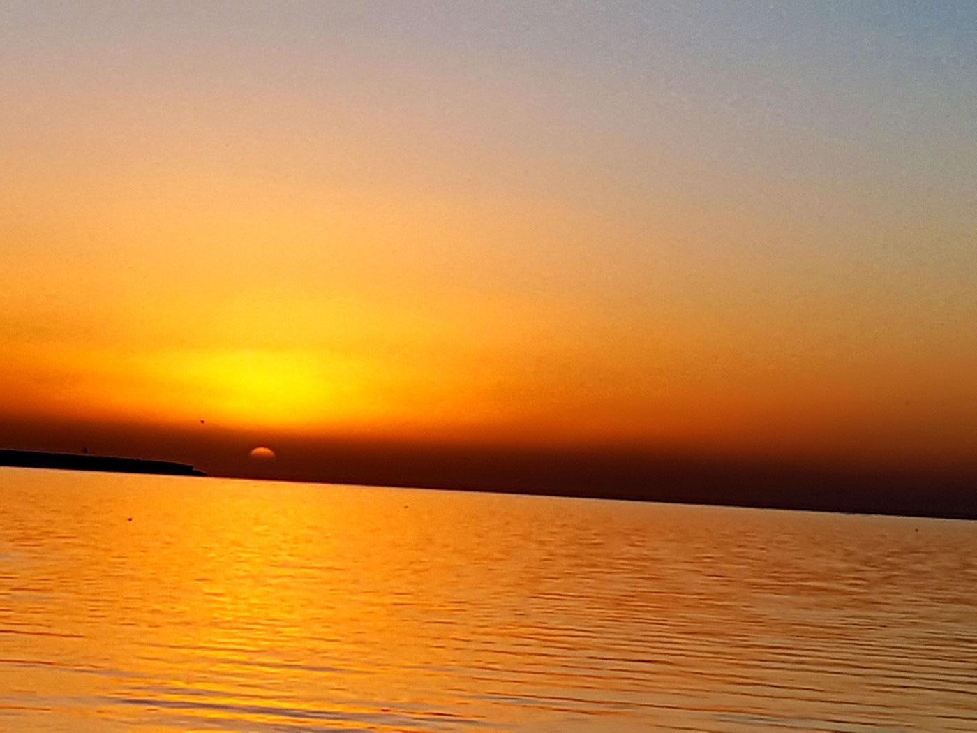 coucher-de-soleil-à-djerba-tunisie
