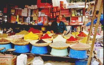 Marokkoreise; ab Marrakesch entdecken Sie die Strasse der Kasbah, die Wüste und die Königstädte