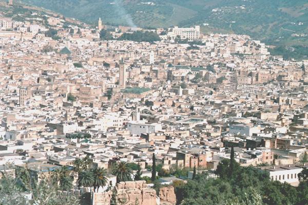 Fes-Stadt