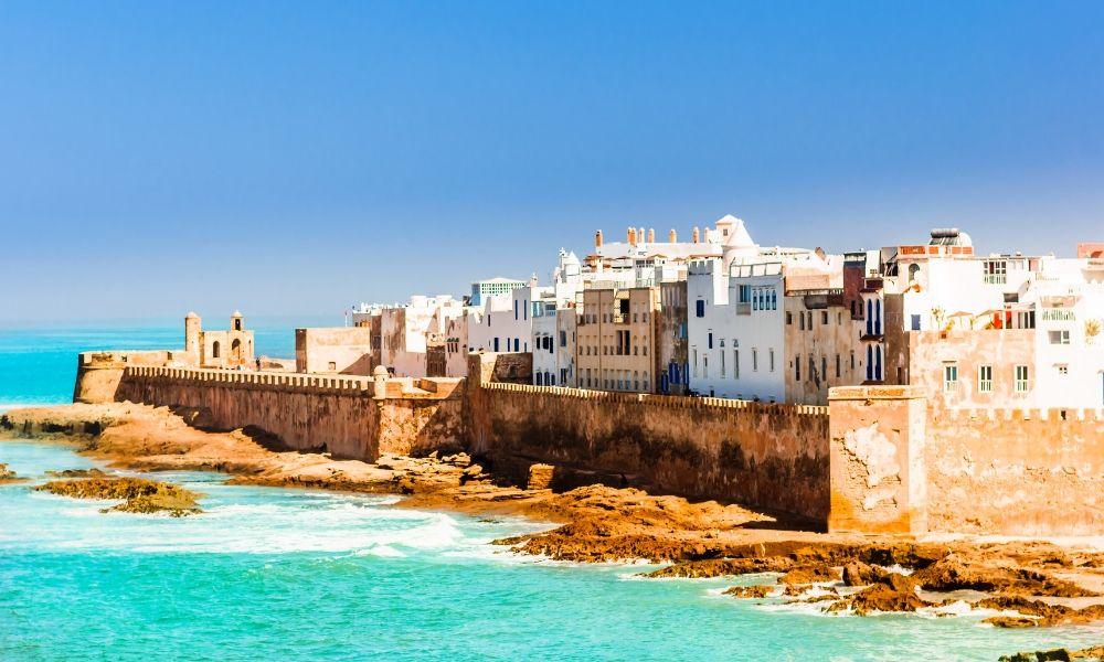 la ville d'Essaouira
