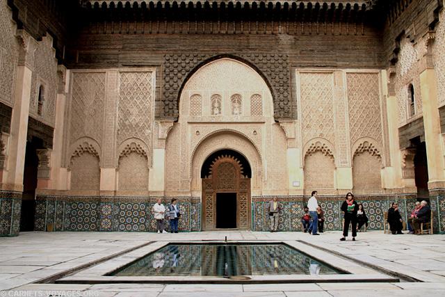Medersa-Ben-Youssef-Marrakech