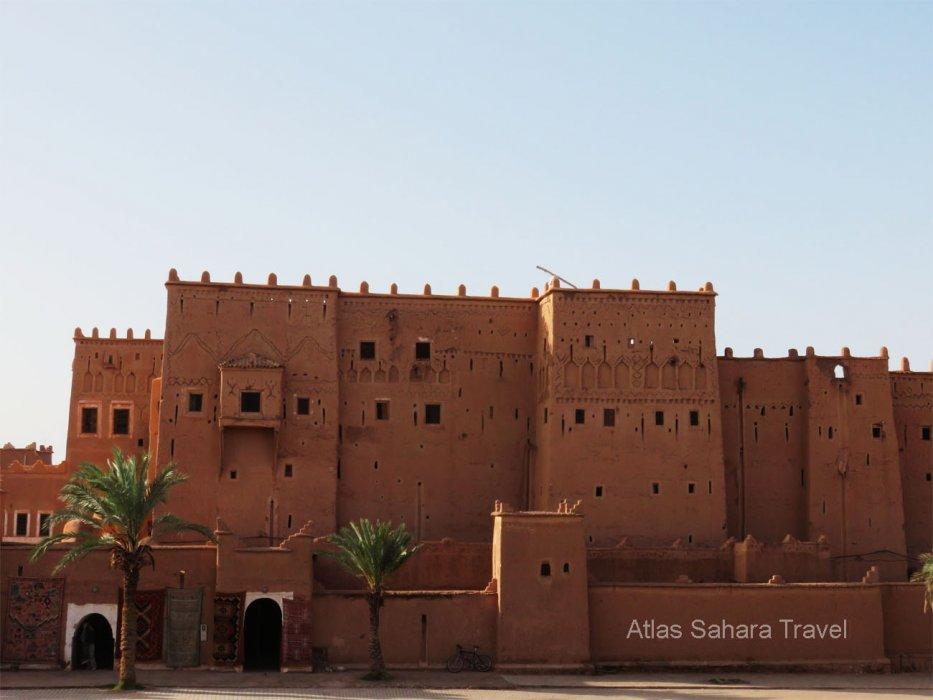 Casbah de Taourirte Ouarzazate