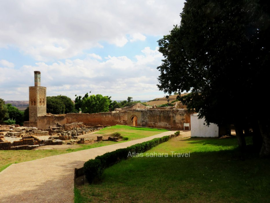 Nécropole-Chella-Rabat