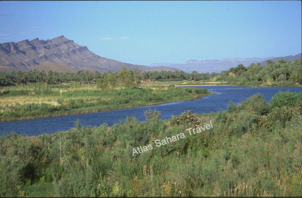 La vallée de Draa