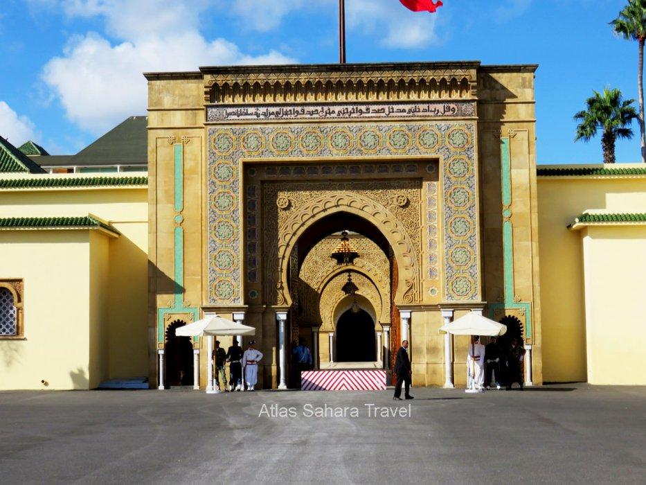 Palais royal Rabat2