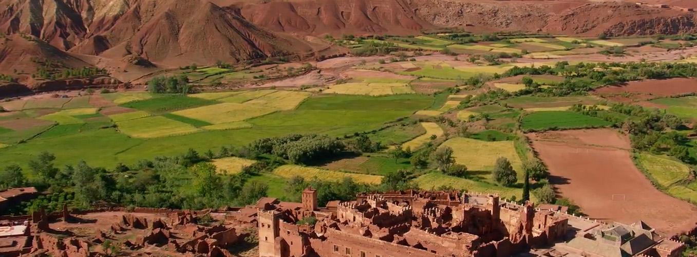 Sud-maroc-casbah