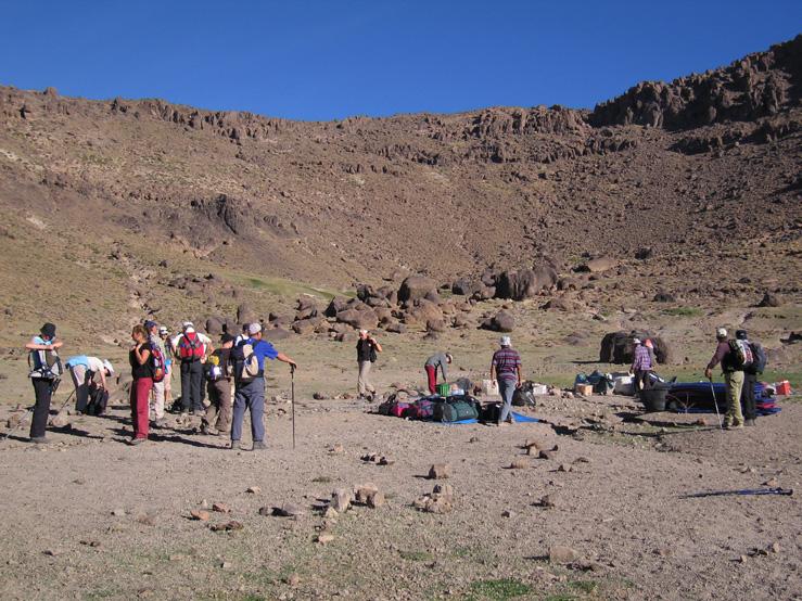 Trekking au Maroc dans le massif de Siroua (Anti-Atlas)